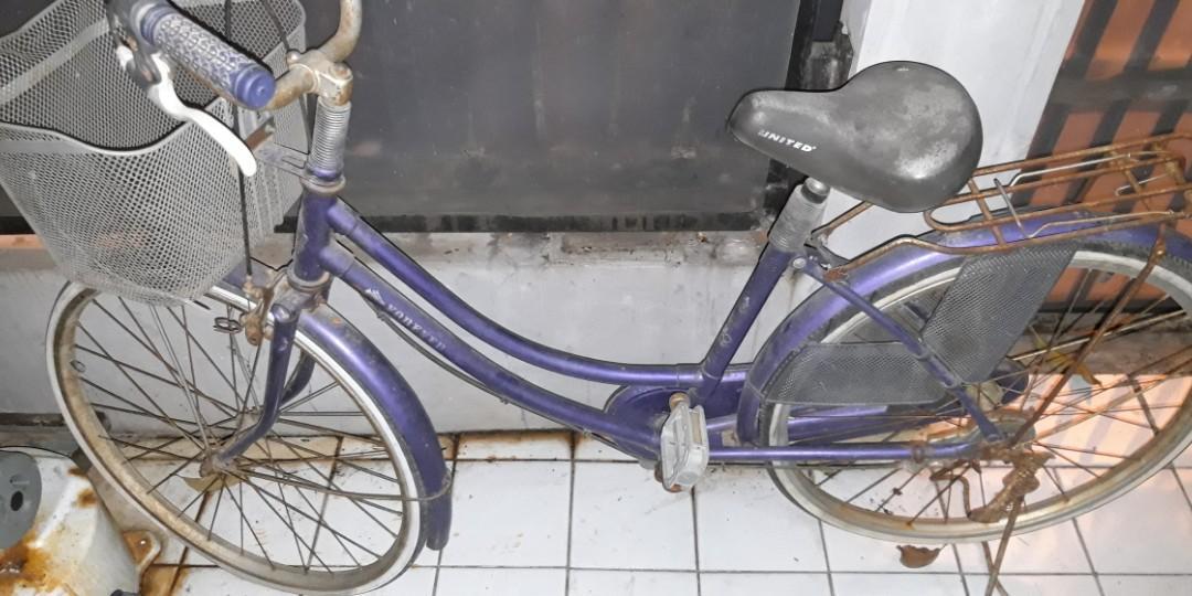 Sepeda Jengki Bahan Minion Olah Raga Sepeda Di Carousell