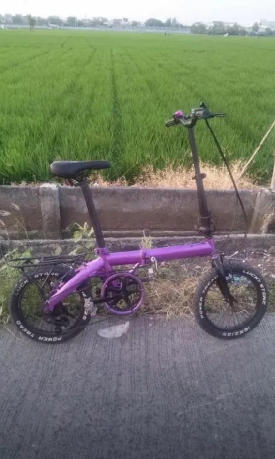 Sepeda Lipat Element 31 6 spead