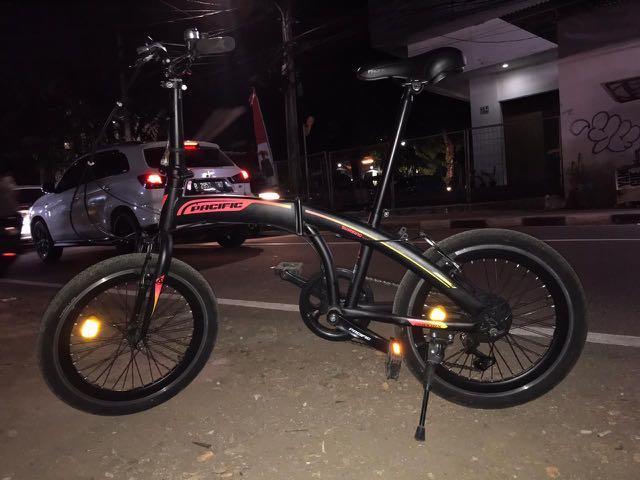 Sepeda Lipat Pacific 2980 Rx