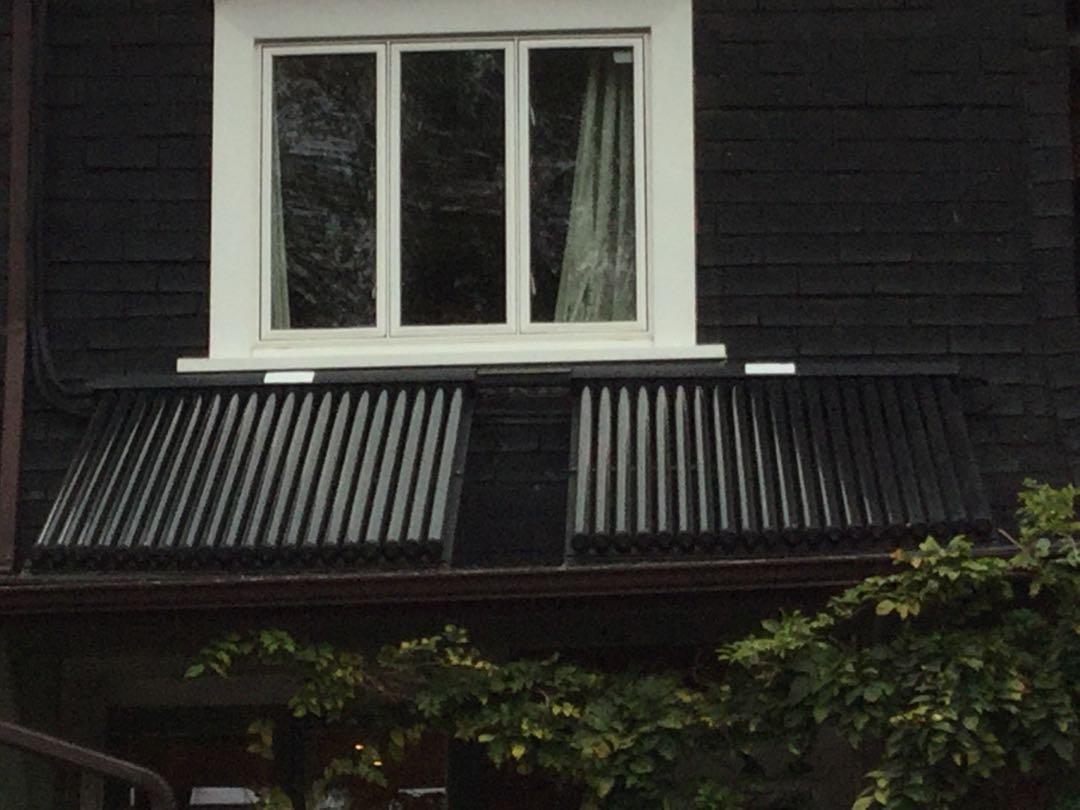 Solar tubes -$1.800