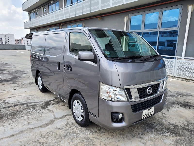 Spacious and in good condition NV350