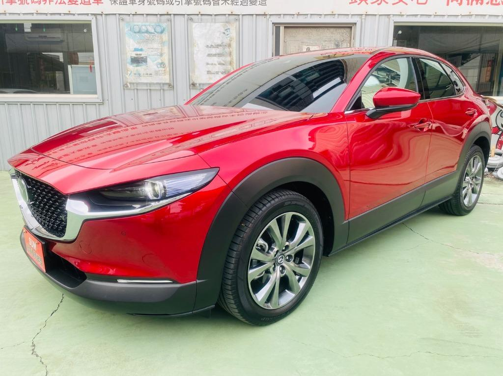 【SUM尼克汽車】2020 Mazda CX-30