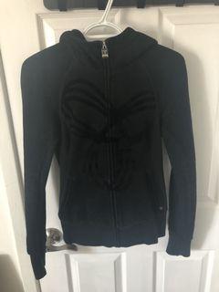TNA full zip hoodie