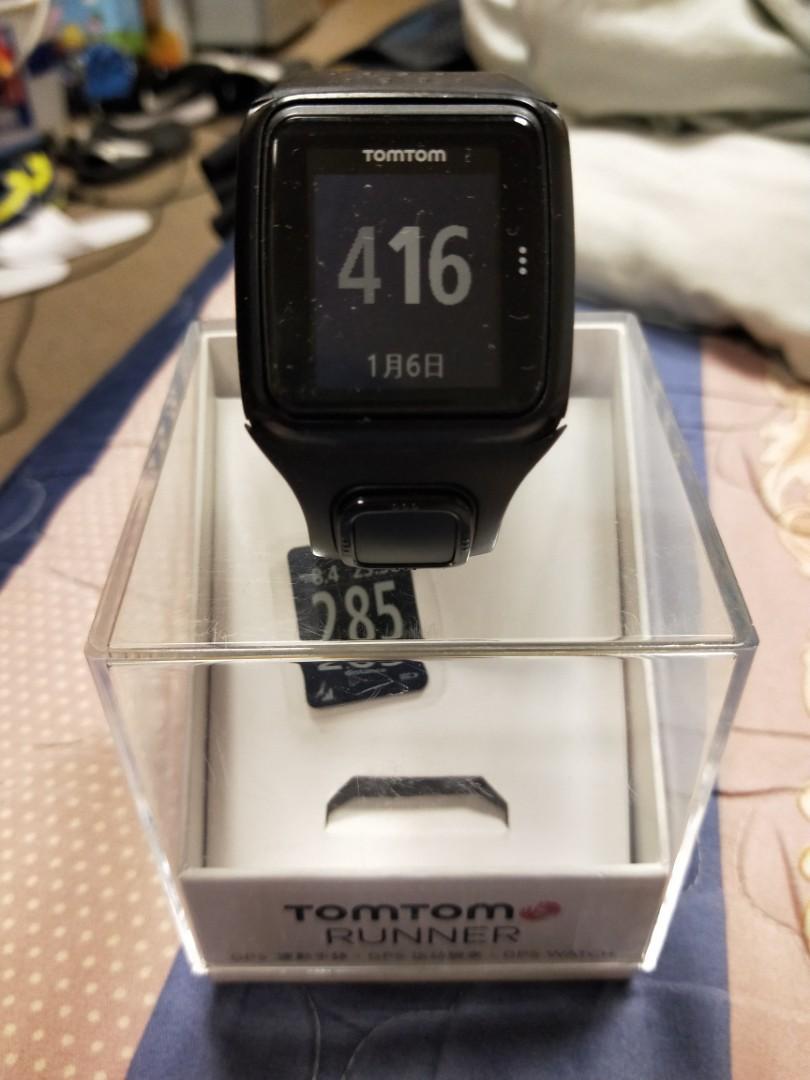 TomTom Runner 跑步GPS表