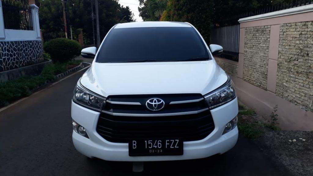 Toyota Innova Reborn G 2.0 cc Automatic Thn.2018