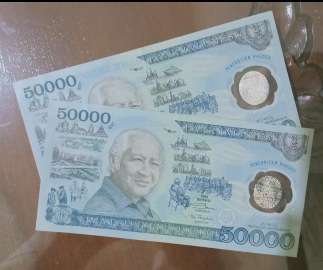 TURUN HARGA!!! Uang Edisi Khusus