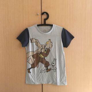 近全新|UNIQLO T-shirt