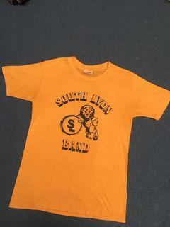 vintage 80s south lion band