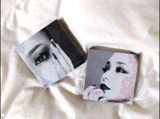 Visee x 安室奈美惠 03 四色眼影盤,二手,售出後不接受退換貨(不議價)