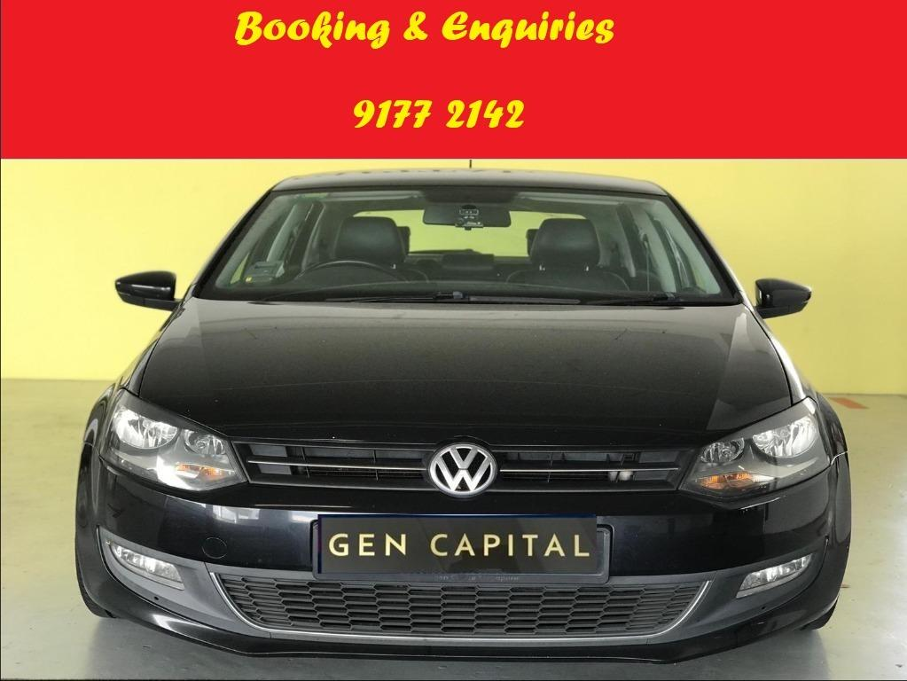 Volkswagen Polo.2 Weeks Promotional Rate given to early bird!Personal Usage, PHV, Grab ! Rent Car ! Car Rental ! Cheap Rental Car !.$500 deposit only. Whatsapp 9177 2142 to reserve now.