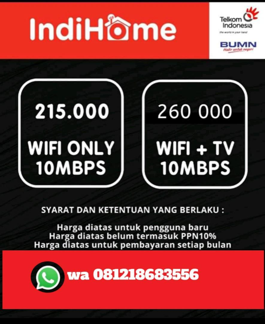 WiFi indihome Jakarta