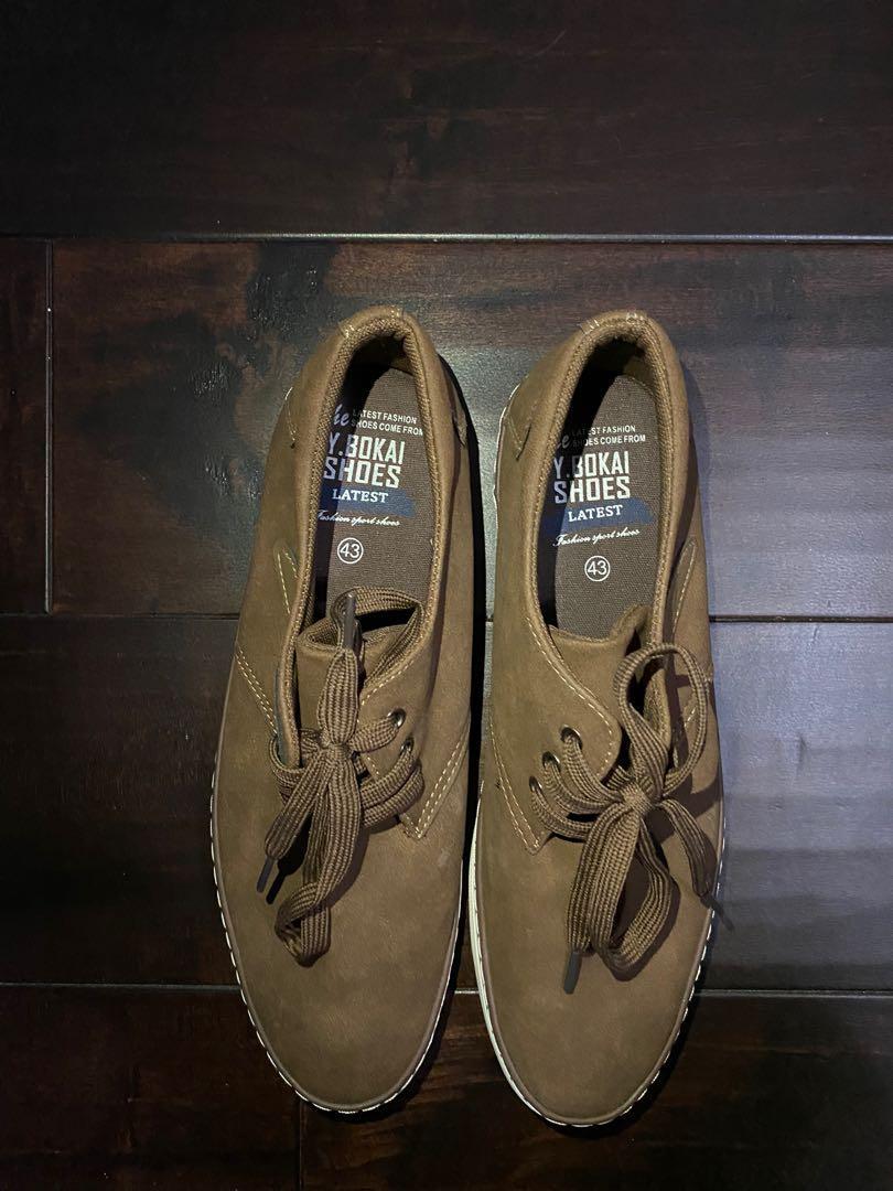 Y.Bokai Brown Shoes