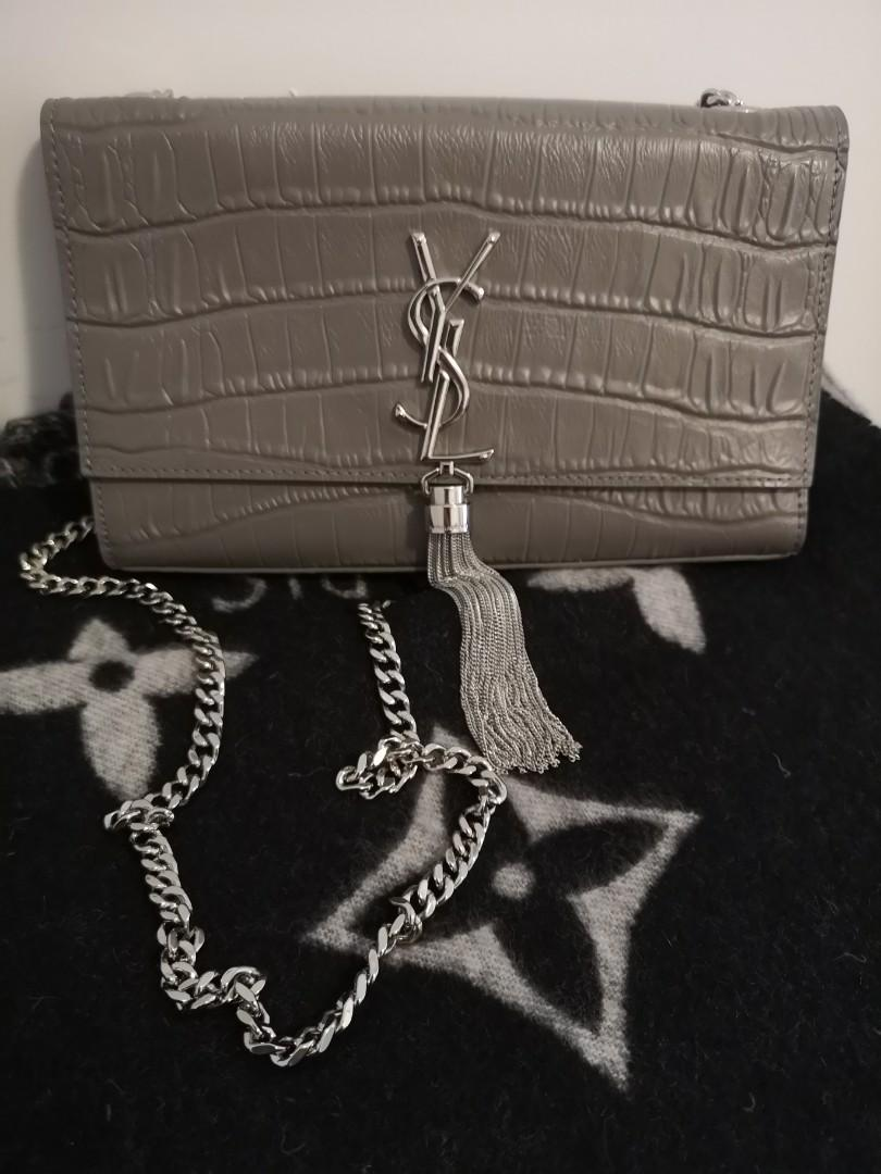 YSL crossbody bag with tassel