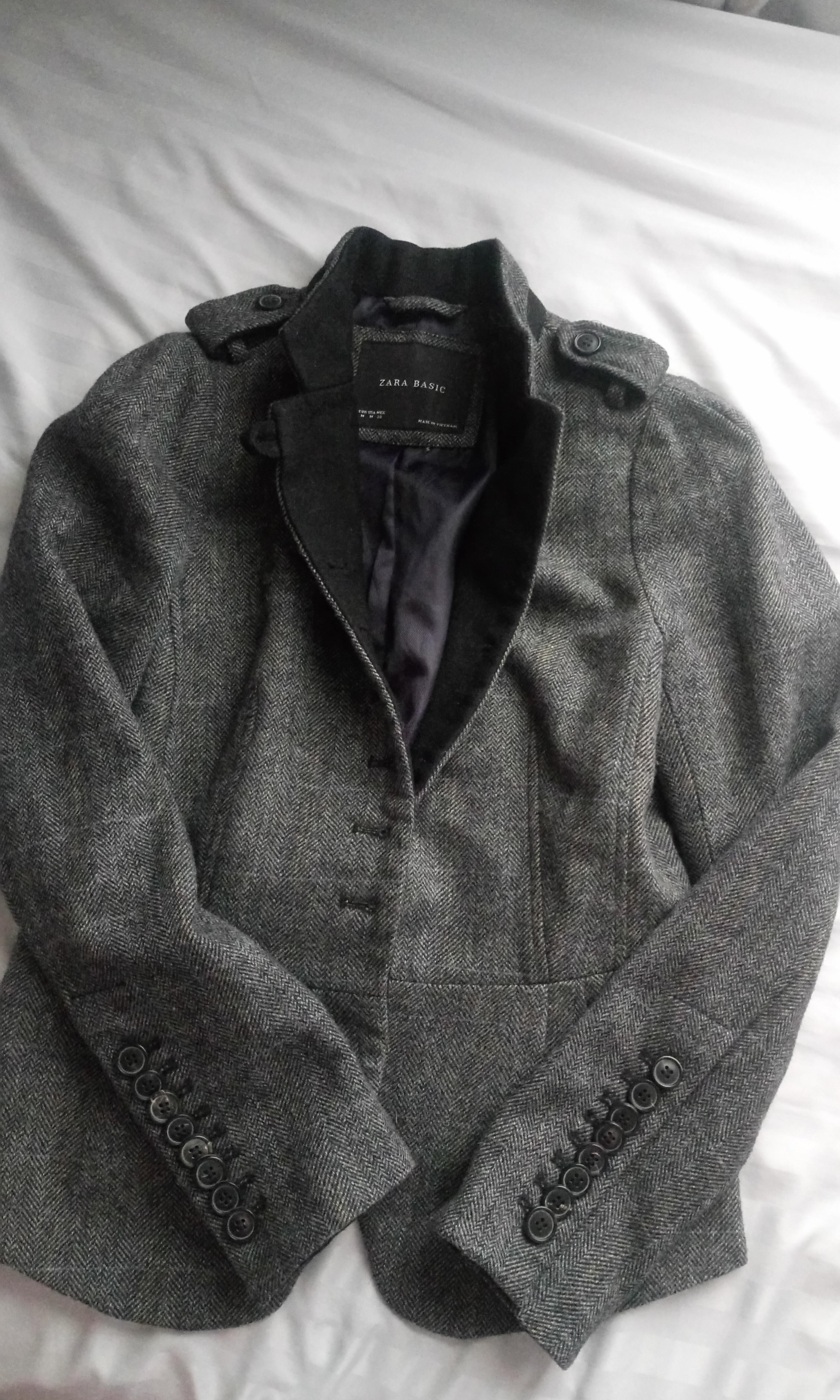 Zara Equestrian blazer