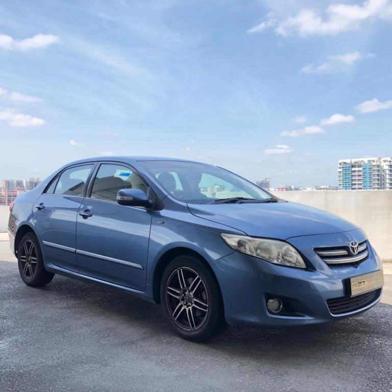 10/09 Call 8615 8615 Jenny Now For Promotional Price ! Toyota Altis For Rent ! Personal Use, PHV, Gojek Rebate, LALAmove, Grab ! Rent Car ! Car Rental ! Cheap Rental Car !