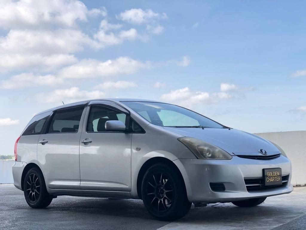 10/09 Call 8615 8615 Jenny Now For Promotional Price ! Toyota Wish For Rent ! Personal Use, PHV, Gojek Rebate, LALAmove, Grab ! Rent Car ! Car Rental ! Cheap Rental Car !