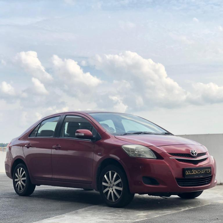 10/09 Call Jenny 8615 8615 Now For Sep Promo Toyota Vios For Rent ! Personal Use, PHV, Gojek Rebate, LALAmove, Grab ! Rent Car ! Car Rental ! Cheap Rental Car ! Get up to 14 days free rental when you sign up !