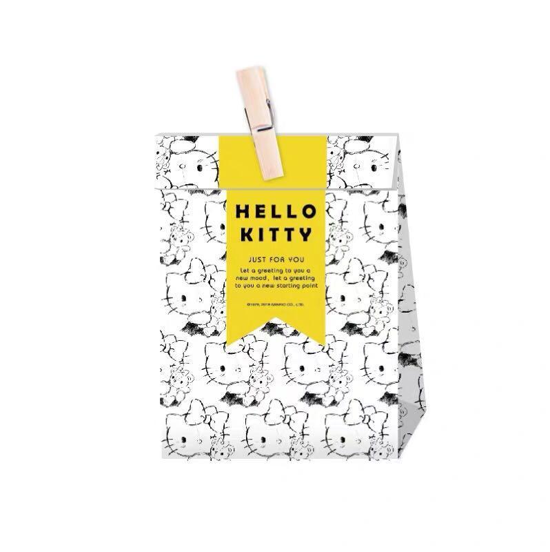 【正版印製】現貨在台,1天寄出 - Kitty紙袋