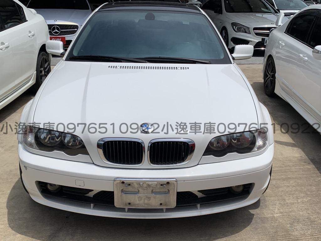 2003年BMW 318CI