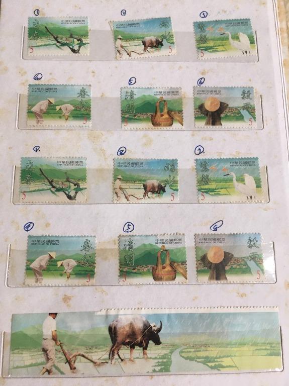 「環大回收」♻二手 早期 絕版【老郵票】未使用 懷舊 集郵冊 收藏 紀念郵票 請先詢問 中古 出清