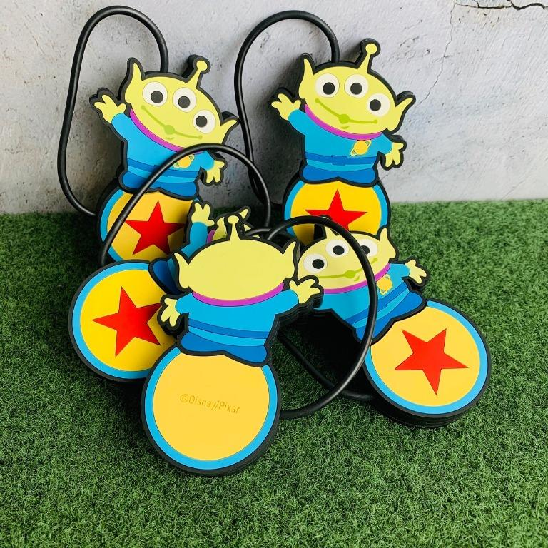 絕版 稀有 迪士尼 玩具總動員 三眼怪 皮克斯球 充電線 安卓 吊飾 公仔 擺飾 收藏 禮物