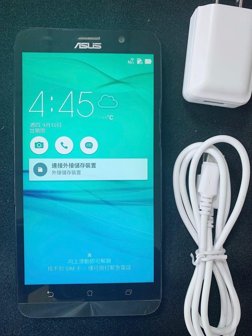 ASUS ZenFone 2 ZE551ML (2GB/32GB) 二手機/中古機(8成新)