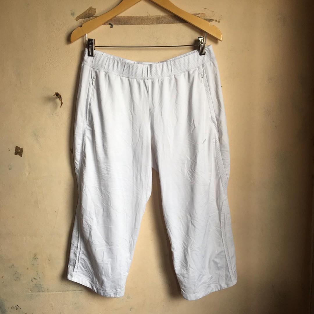 Authentic nike training pants in white | celana olahraga