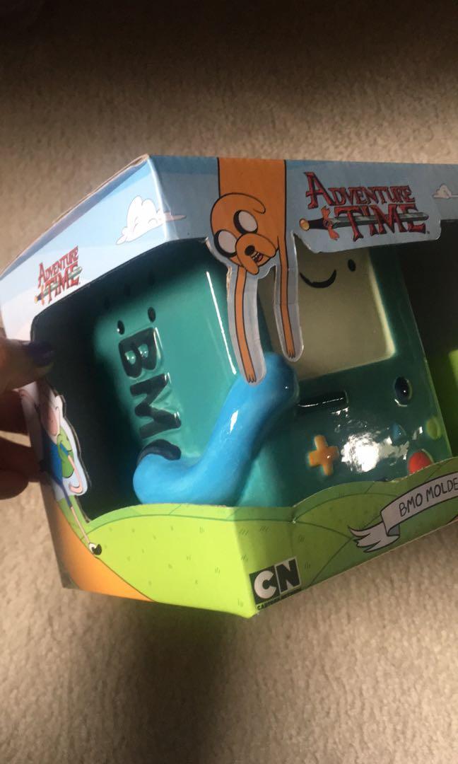 BMO Molded Mug - Adventure Time
