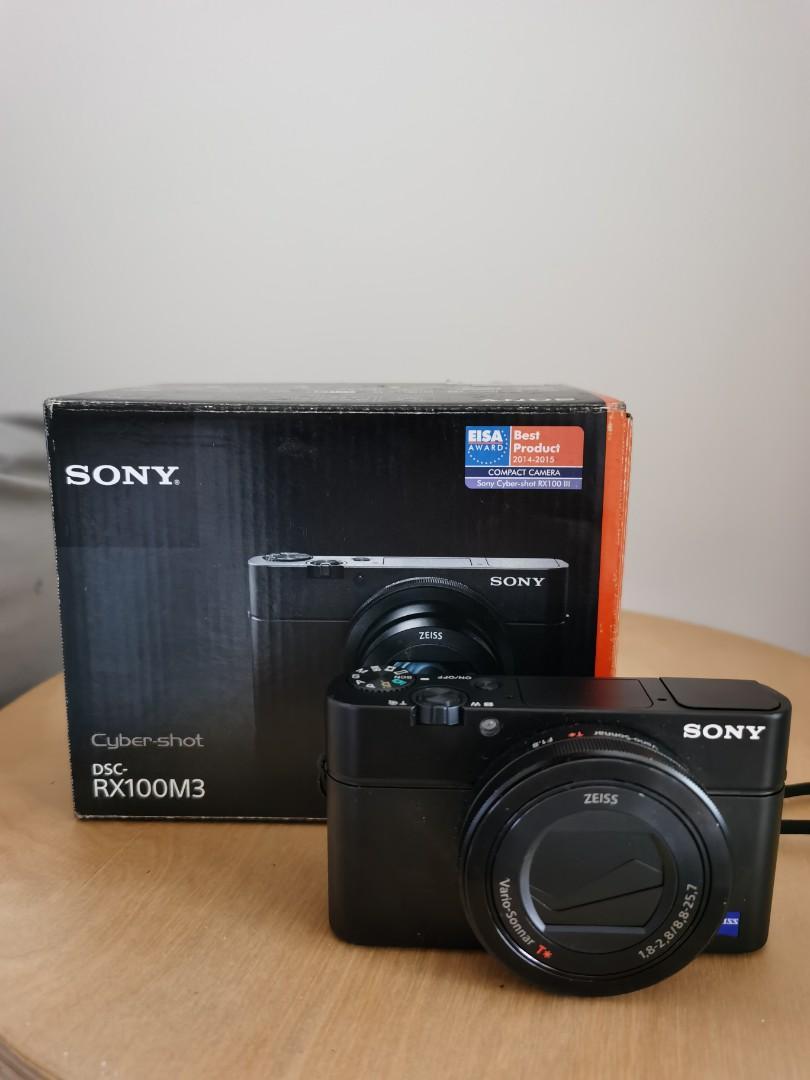Camera Sony RX100 M3