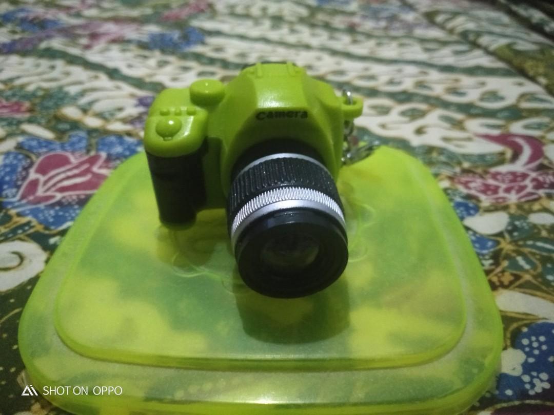 #Carousell99 gantungan kunci model kamera