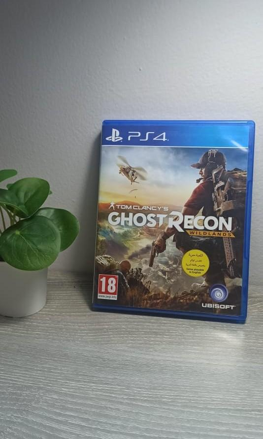 #carousell99 PS4 Ghost Recon : Wildland