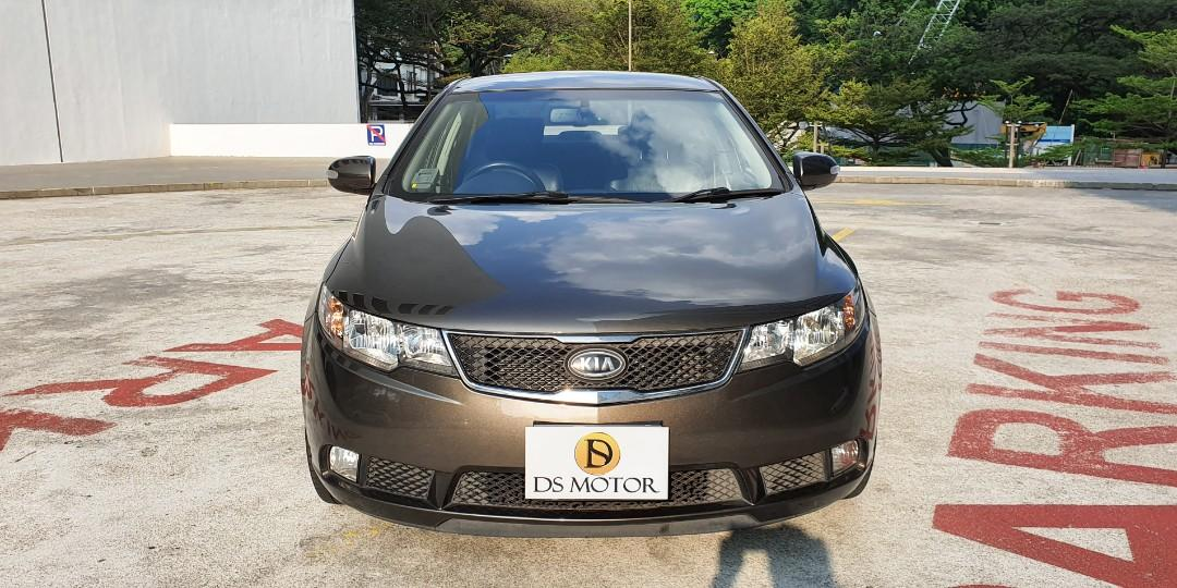 Cheapest Rental Kia Cerato Forte 1.6A SX Keyless For Rent (Personal Leasing/PDVL)