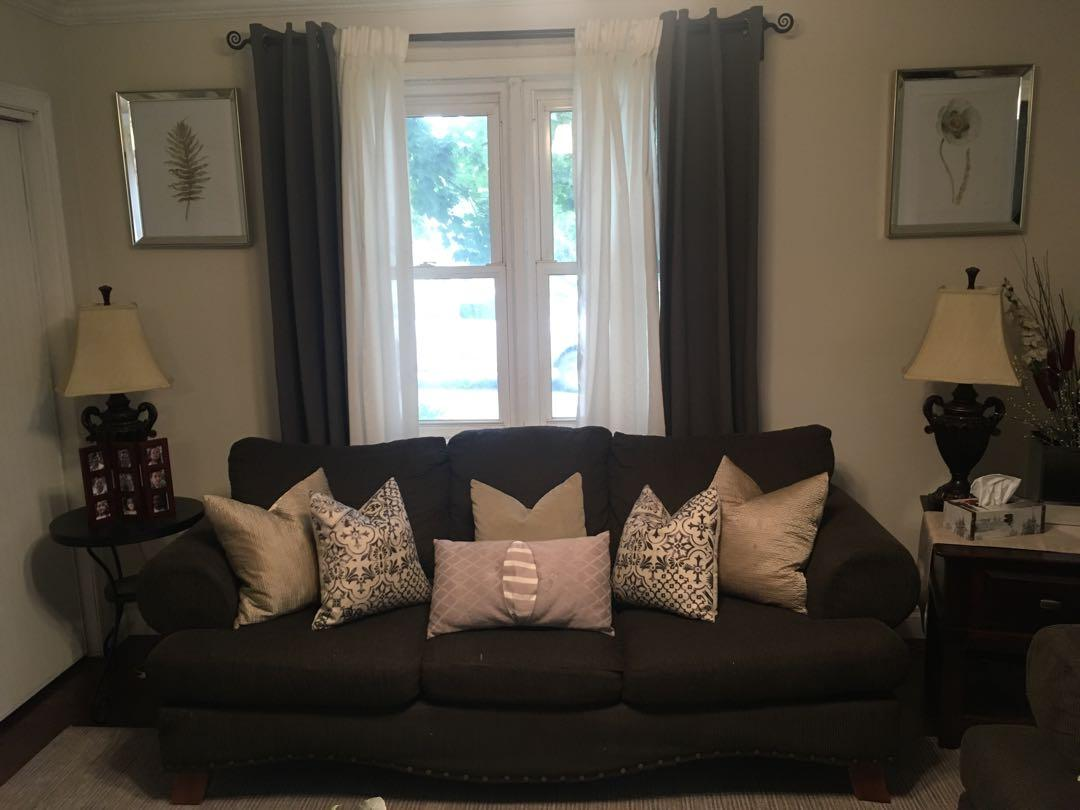 Couch Set - Sofa & Loveseat