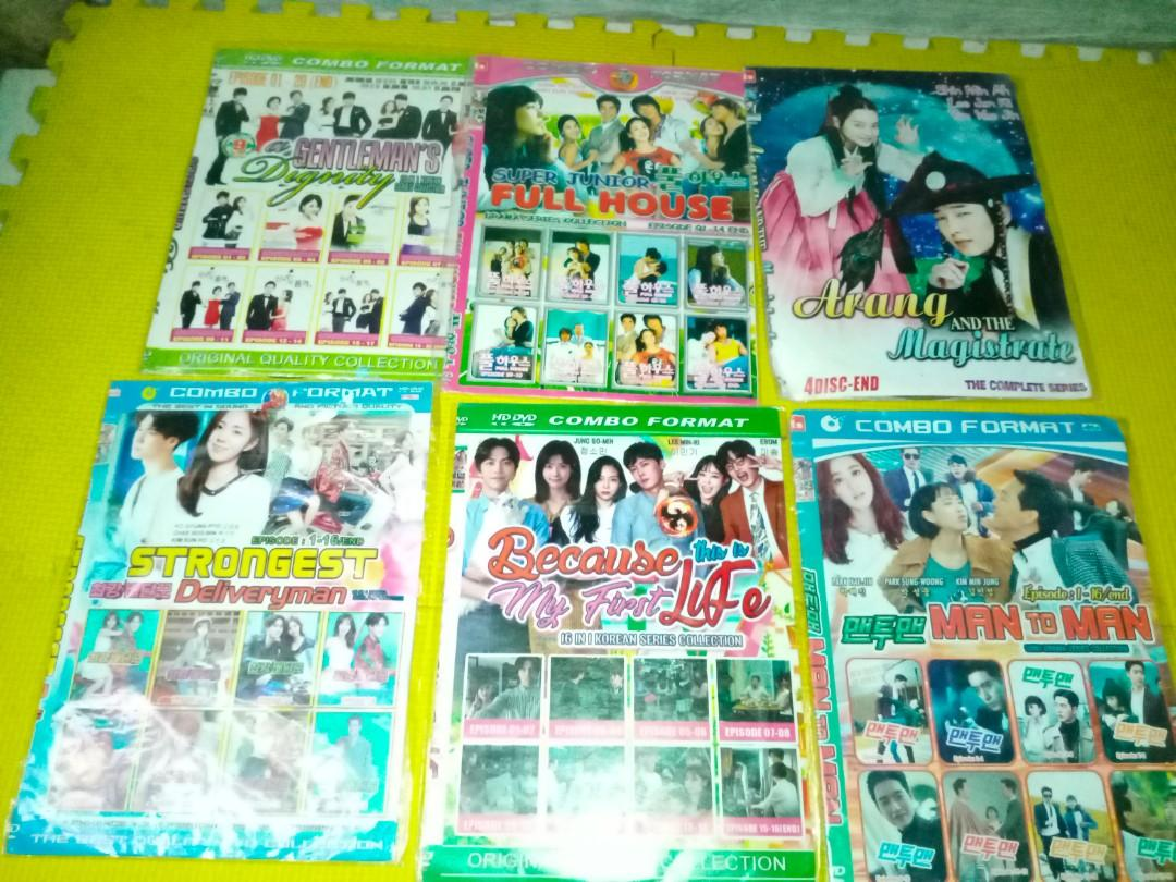 #DVD Drama Korea