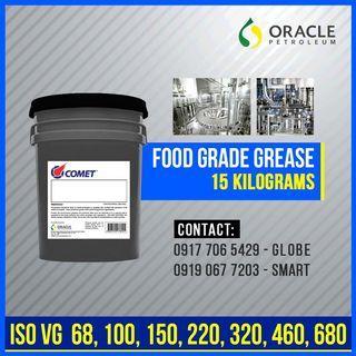 Food Grade Greases PAIL 15 KG COMET