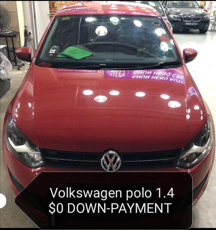 For sales only (volkswagen polo 1.4