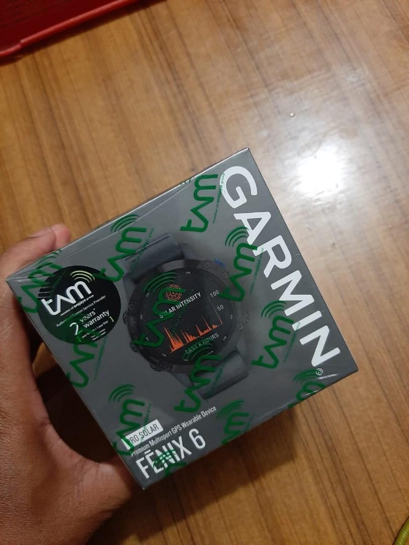 GARMIN FENIX 6