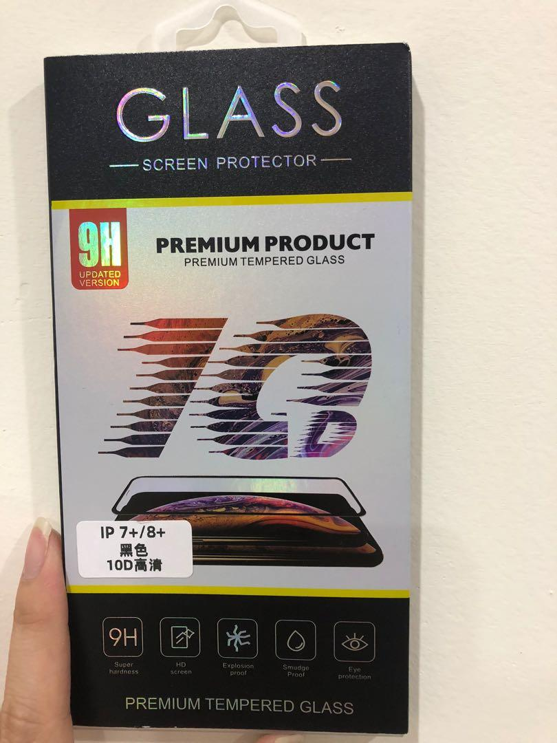 Glass 9H鋼化玻璃保護貼