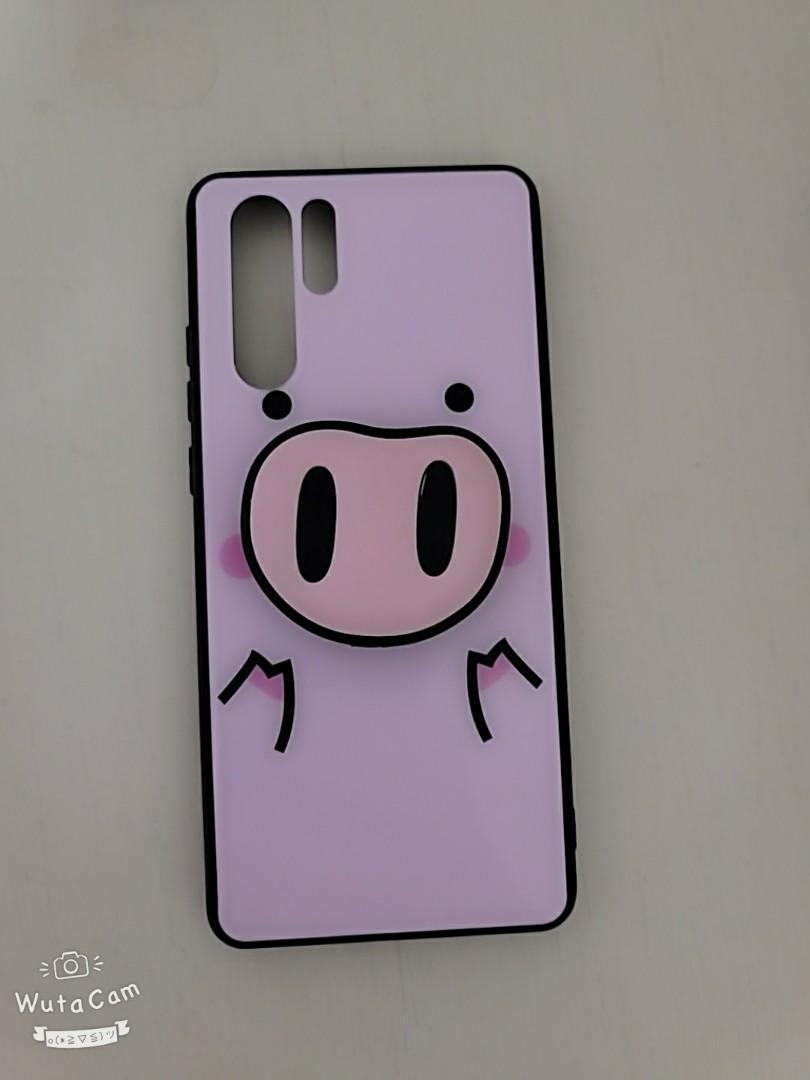 Huawei p30 pro pig phone case