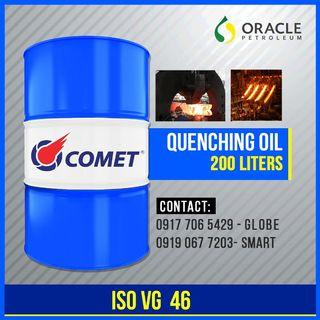 Industrial Grade Quenching Oil 46 DRUM 200L