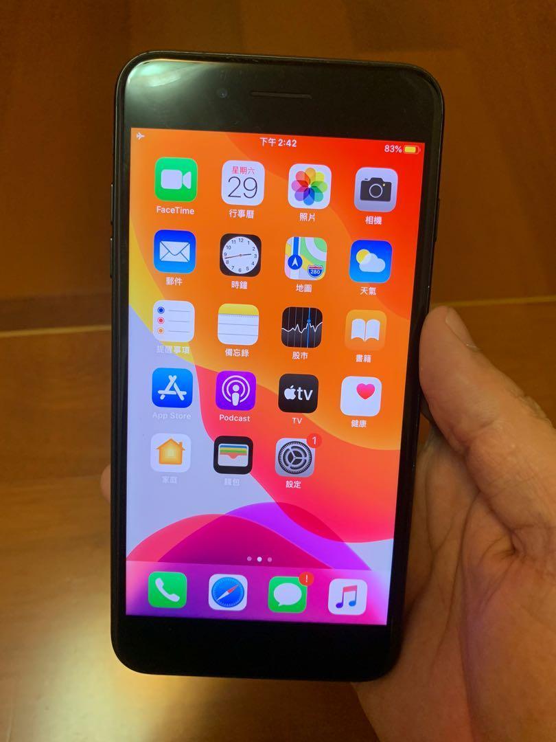 iphone 7plus 128G 指紋故障