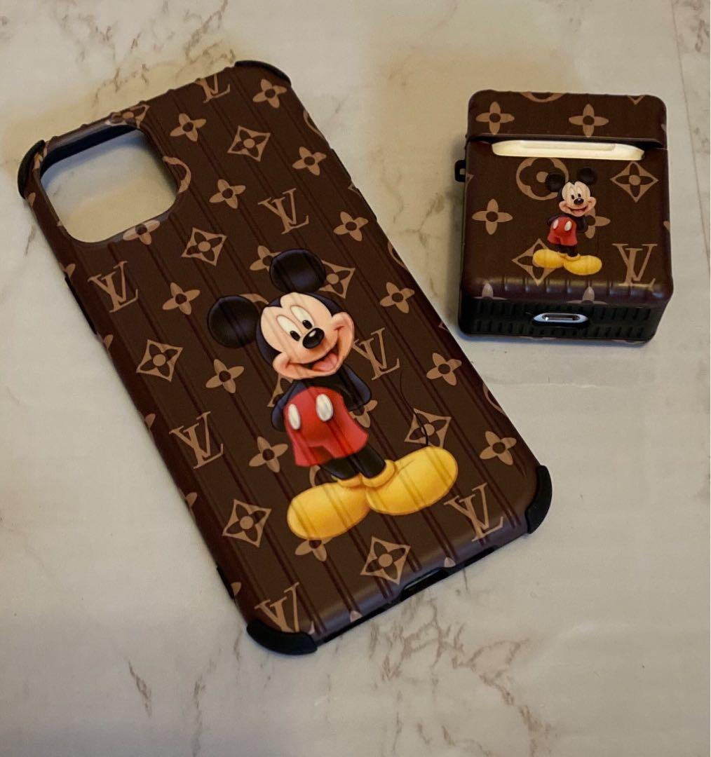 iPhone Case with AirPod Case!