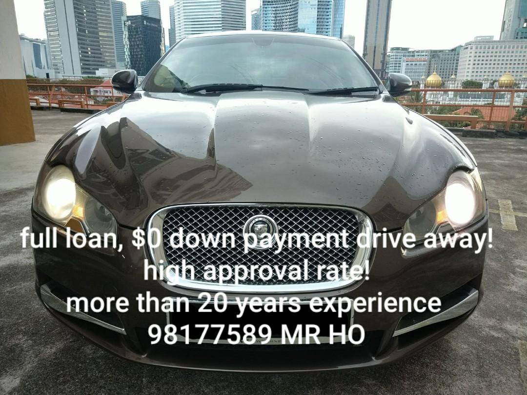 Jaguar XF 3.0 V6 Premium Luxury Auto