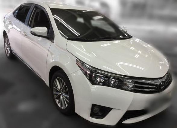 Jc car  2016年 Toyota Altis 1.8L 頂級Z版 空力套件 低里程 原漆原版件 已認證 實價刊登出售