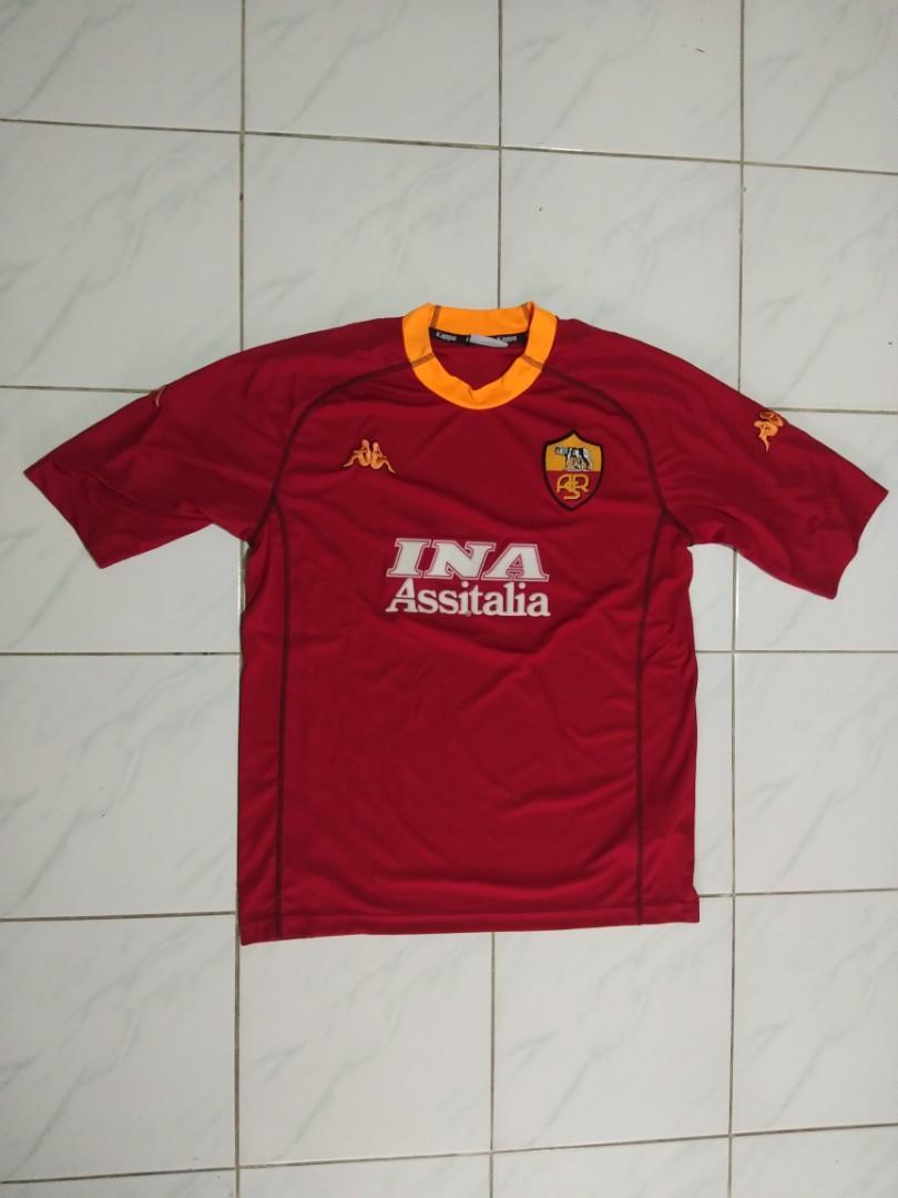 Jersey as roma 1996-1997