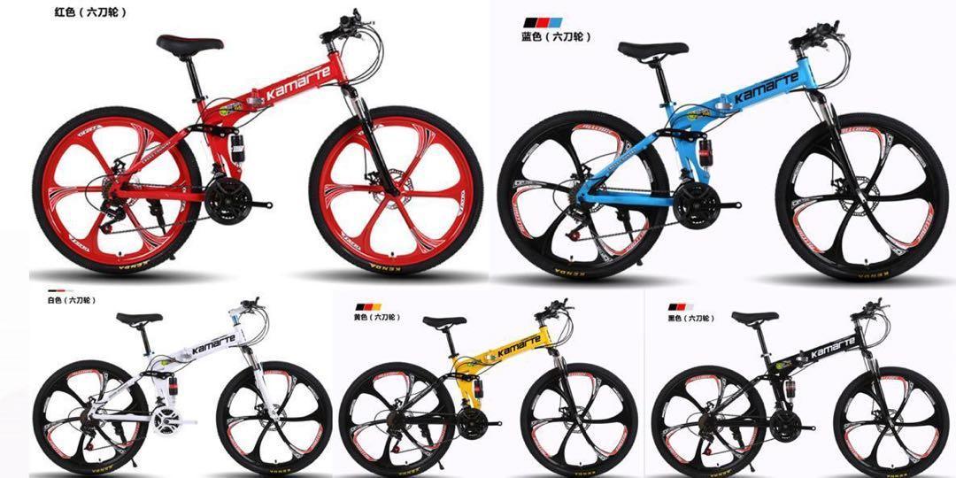 Jual sepeda baru kaimarte