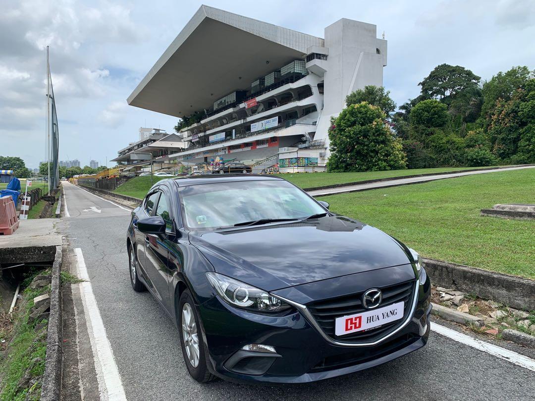 Mazda 3 1.5 Sedan Deluxe (A)
