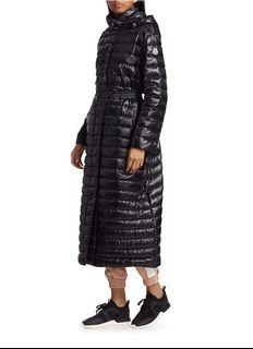 New authentic Moncler coat, Sz 2