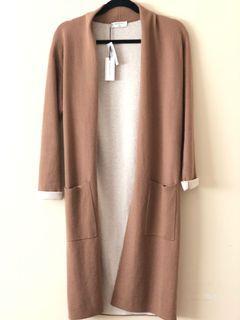 New babaton wool-blend cardigan