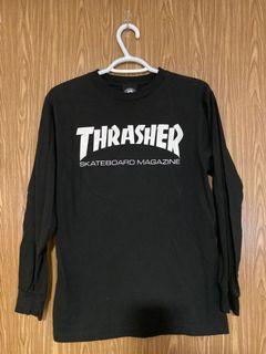 ✨NEW✨ Thrasher Black Long Sleeve Tee S